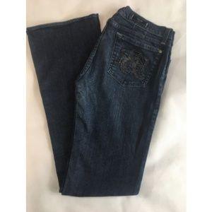 Rock & Republic Kiedis Boot Cut Womens Jeans 31x33